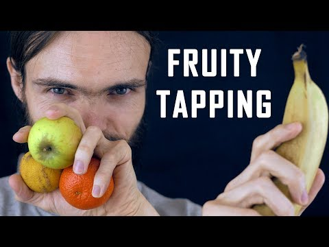 ASMR Fruity Tapping