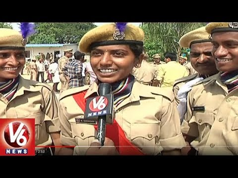 Special Story On TS Police Communication Constables | Hyderabad | V6 News