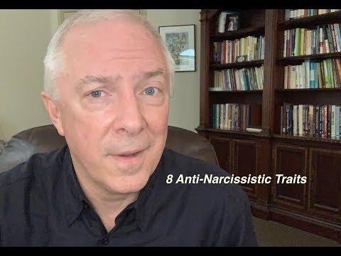 8 Anti-Narcissistic Traits