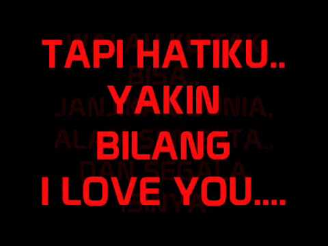 BILANG I LOVE U KARAOKE VERSION BY SHALMOND