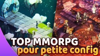 TOP MMORPG presque Free to play pour petite config 💻