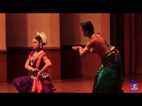 Odissi Dance Abhinaya: 'To Lagi' - Vishwanath Mangaraj and Nitisha Nanda