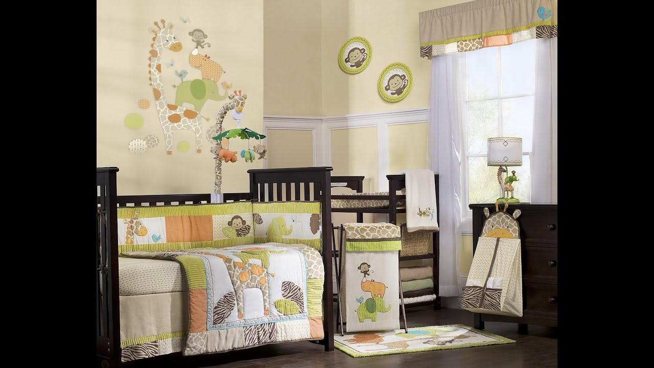 Cowboy Baby Room Decor You