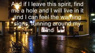 Oasis Half a world away lyrics