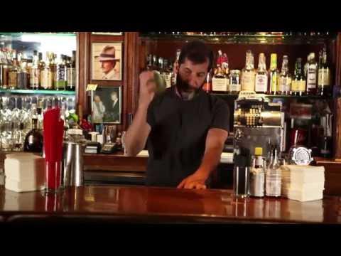 How To Make A Midori Sour - Cocktail Recipe