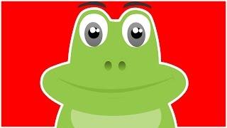 Küçük Kurbağa - Okul Öncesi Çocuk Şarkısı   Combacomba Bebek Şarkıları