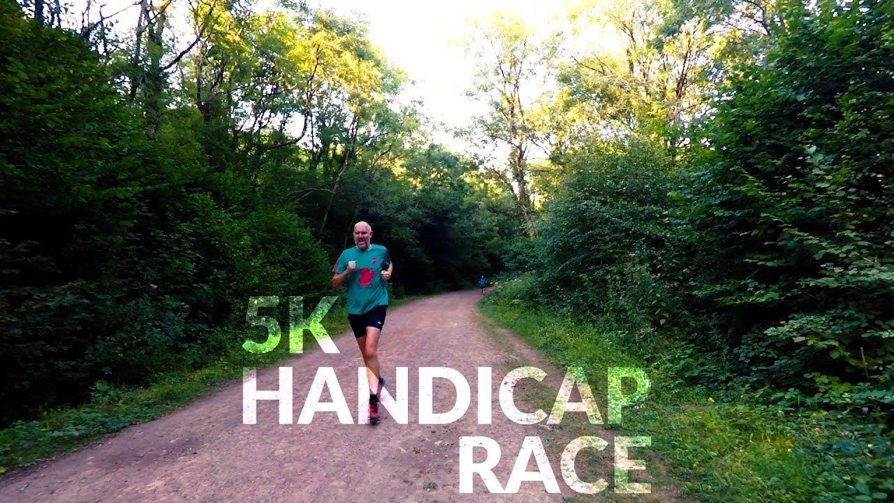 Caerphilly Runners | July 5k Handicap Race - YouTube