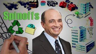 Joel Greenblatt    How To Invest In Spinoffs [ Best Method ]