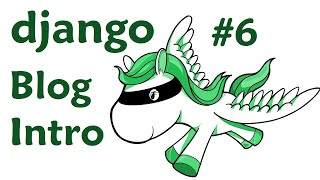 Beginning Blog - Django Web Development with Python 6(In this sixth Django web development with Python tutorial, we're going to cover working with models in Django. Our plan is to add the final element of our ..., 2016-01-26T15:13:48.000Z)