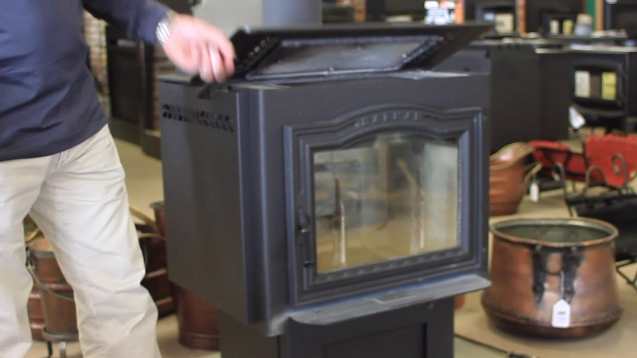 fireplace center wood burning stove youtube