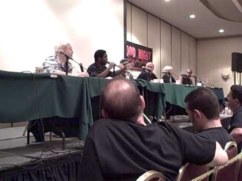 Friday the 13 Pt. 5 Q&A  Shavar Ross on the Cast of Family Matters at Monster Mania 2009