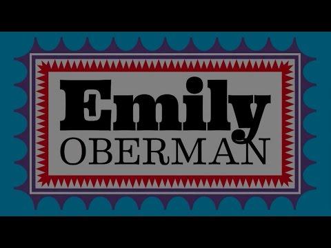 Typographics 2016: Entertaining Typography, Emily Oberman