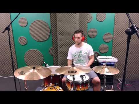 Ed Sheeran - drum 'n bass drum cover - Bloodstream