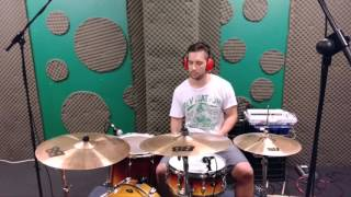 Ed Sheeran - drum 'n bass drum cover - Bloodstream