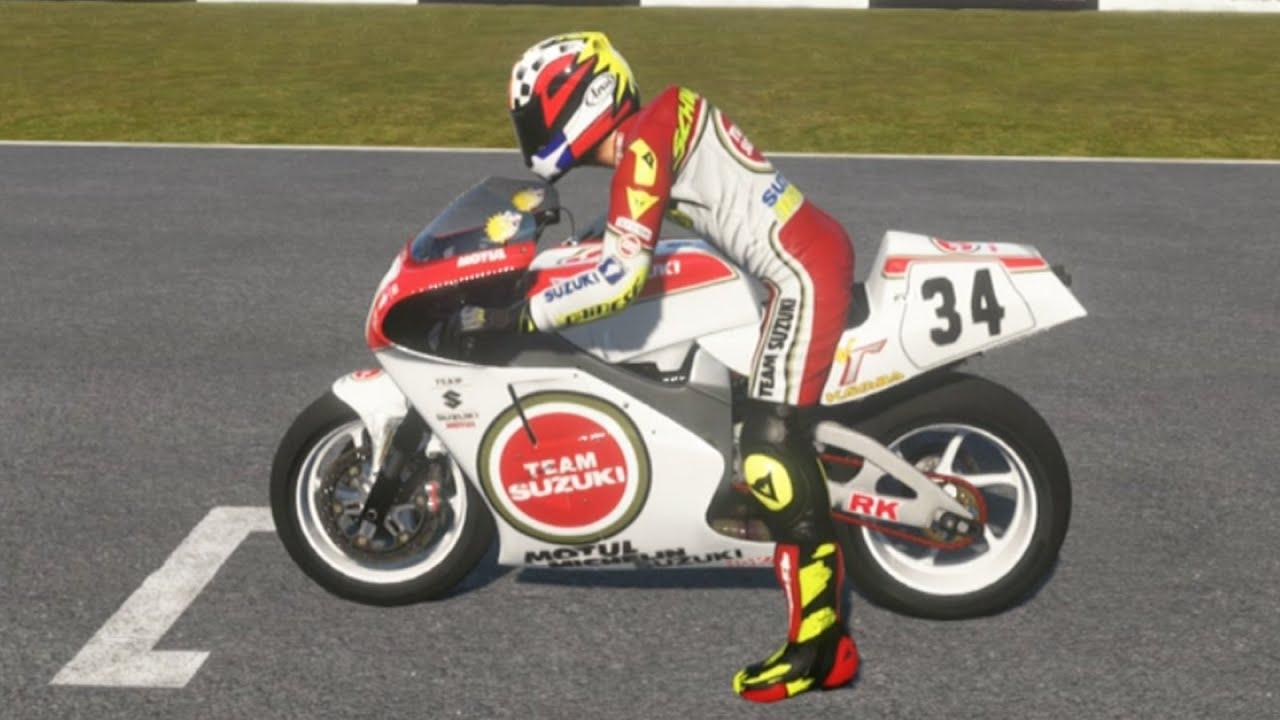 Piloto Kevin Schwantz em Phillip Island - MotoGP 14 Gameplay PS4 - YouTube