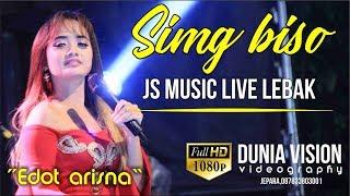 SING BISO~EDOT ARISNA~JS MUSIC LIVE LEBAK