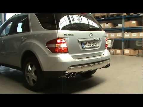 chirpstar von innoparts.de im Mercedes Benz ML W164 - cooler Effekt! | FunnyCat.TV