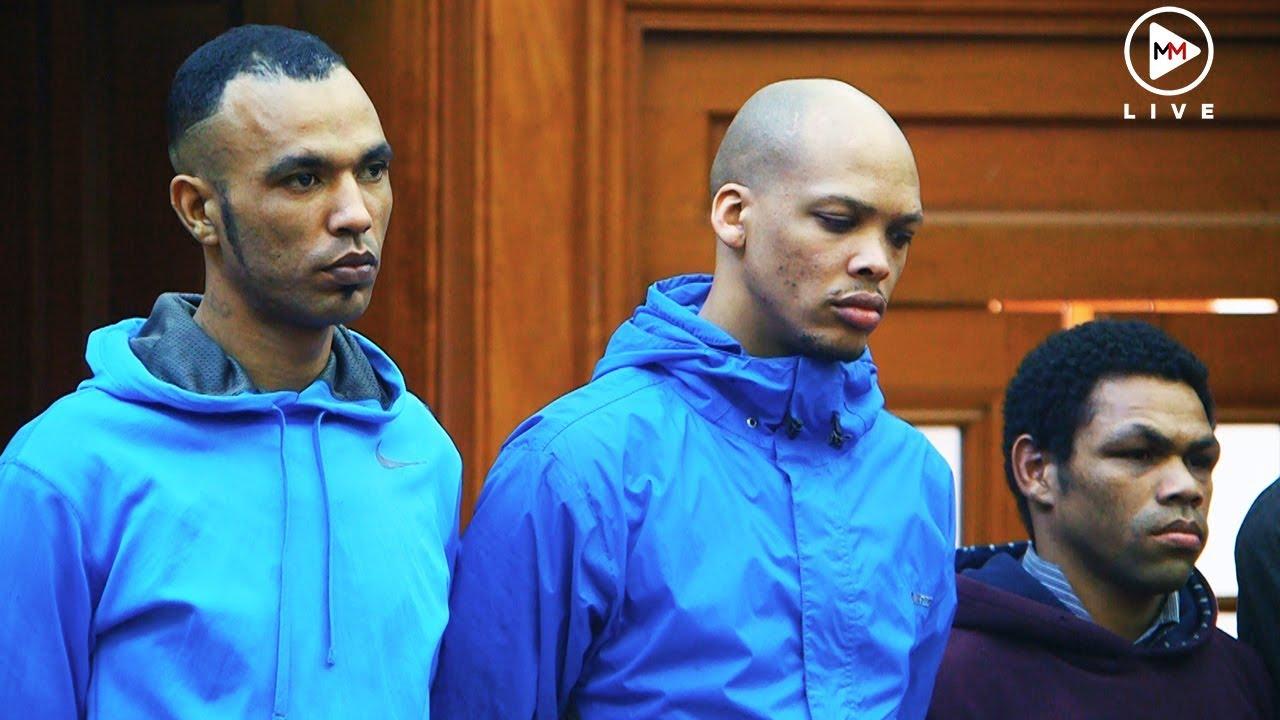 Three guilty of robbing' kidnapping' raping and killing