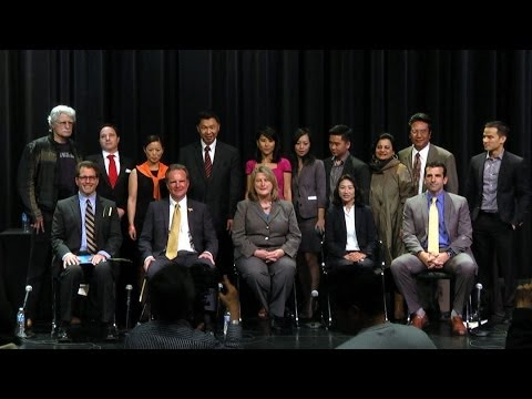 San Jose City Mayoral Candidates Forum With The Vietnamese American Community