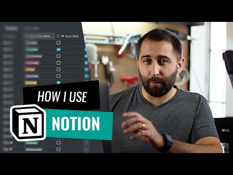 How I Use Notion to Organize My Life thumbnail