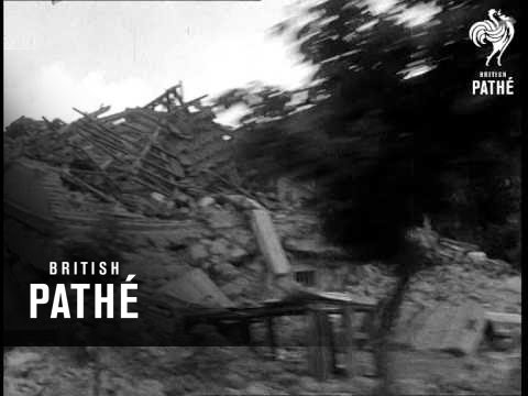 Selected Originals - Earthquake In Turkey (1957)