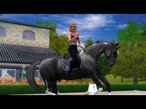 Обрабатываем лошадь в Photoshop CS6 I Sims 3 Horse
