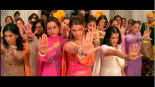 Indian Dance from Movie--Bride and Prejudice--斗气爱上你