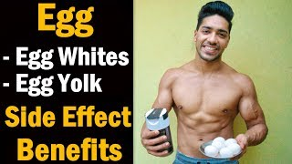 How Many Egg In A Day - Health Benefits & Side Effect