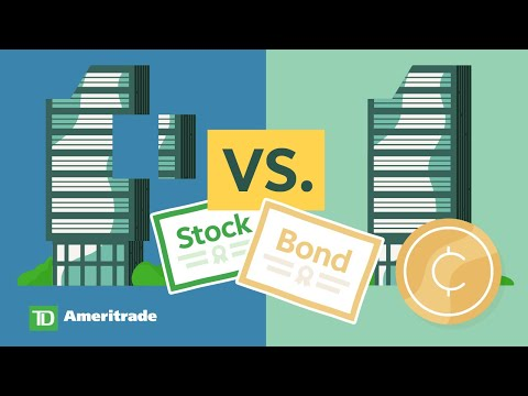 What's the Difference Between Bonds and Stocks?