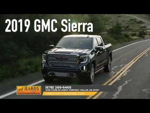 2019 GMC Sierra 1500 Kennesaw GA | GMC Sierra 1500 Dealer Kennesaw GA