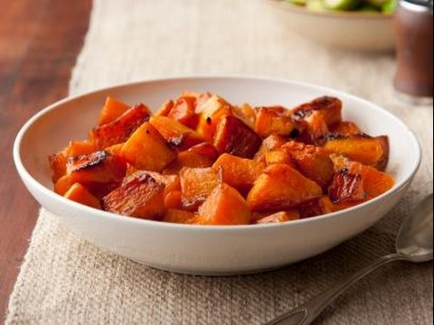 Ina Garten's Caramelized Butternut Squash - From