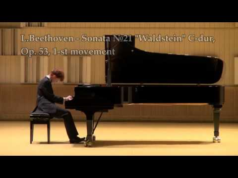 9th International Tchaikovski Competition for Young Musicians - Piano (1st tour, part 3)