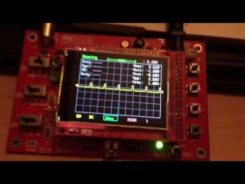 DSO138 Oscilloscope review