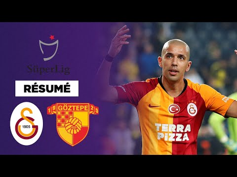 Résumé : Galatasaray corrige Goztepe et se relance !
