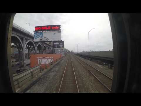 Amtrak Empire Line: Penn Station to DV