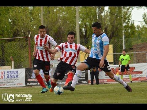 FUTBOL-FEDERAL A- independiente 1 vs Sol de Mayo 0-2018
