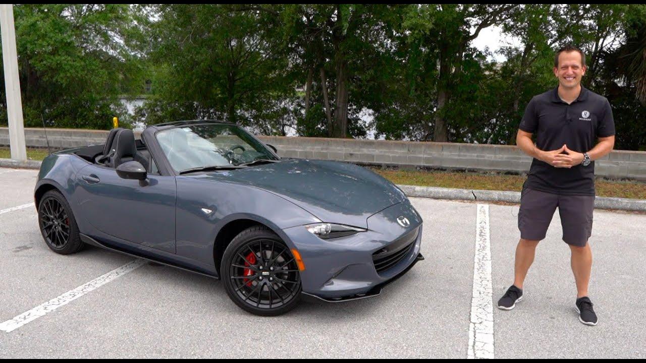 2020 Mazda Miata Price