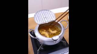 가정용 자취 튀김기 냄비 프라이어 최화정 요리 솥