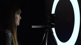 The Fix - Make your own ring light for portraits