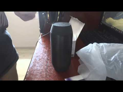 Unboxing e review fake JBL Pulse ( Replica JBL )