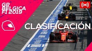 GP de Bélgica F1 2019 - Directo clasificación