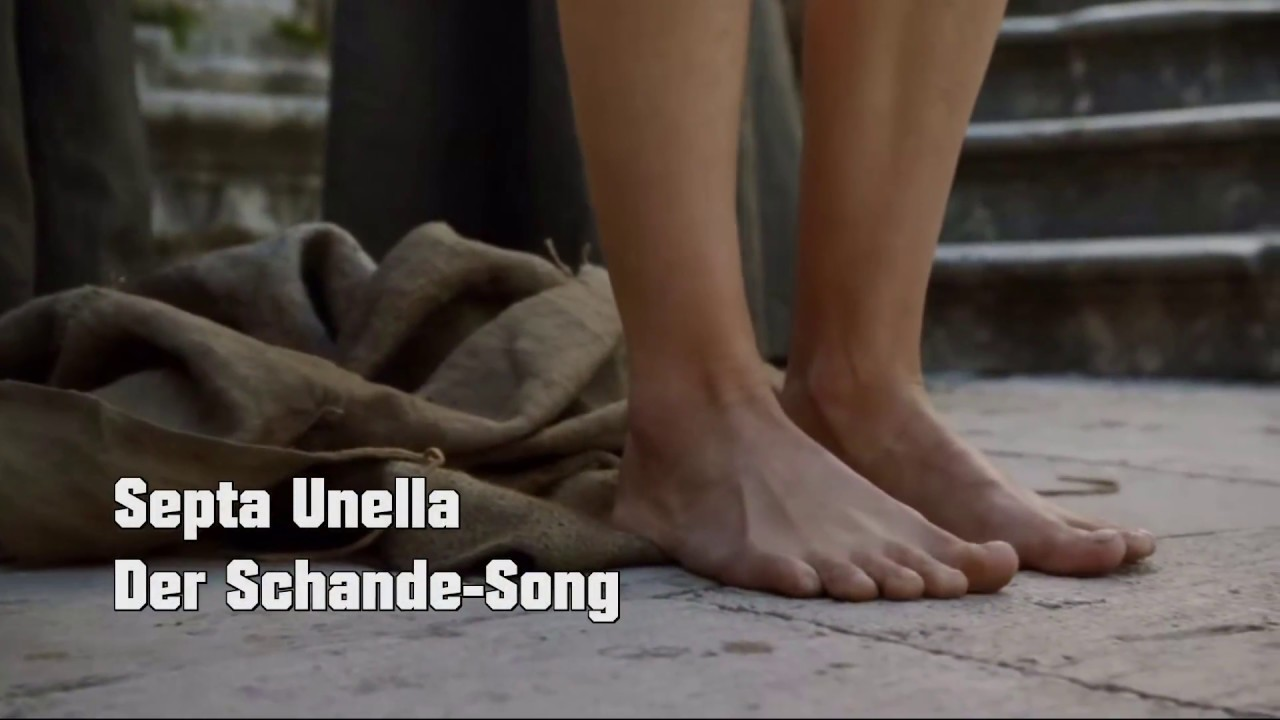 Der Schande Song By Septa Unella Ost From Game Of Sessel Youtube
