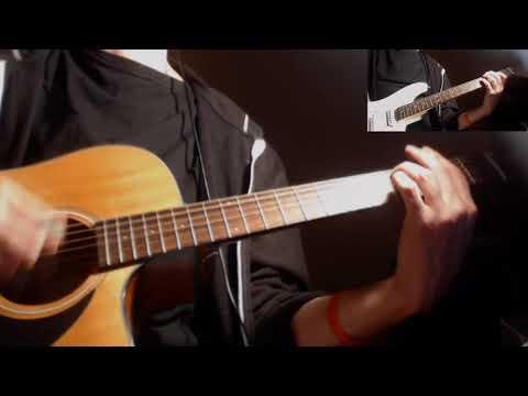 Мы ждем перемен (КИНО) Две гитары