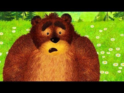 Медвежьи Истории - Мультики - Сказки для Детей