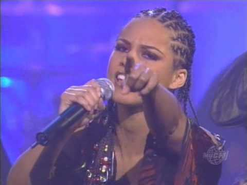 Alicia Keys  Girlfriend  2002