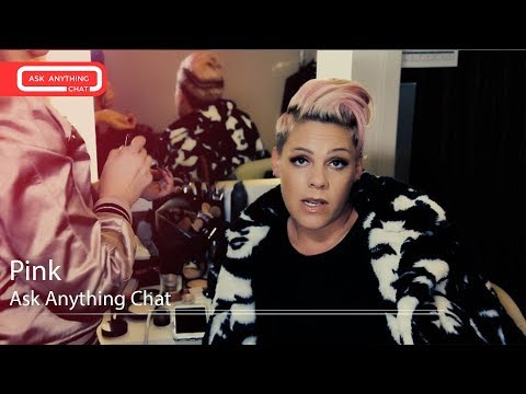 Download Youtube: Pink Talks About The CMA Awards, Her Exotic Dance Name & Her Breakfast Specialty