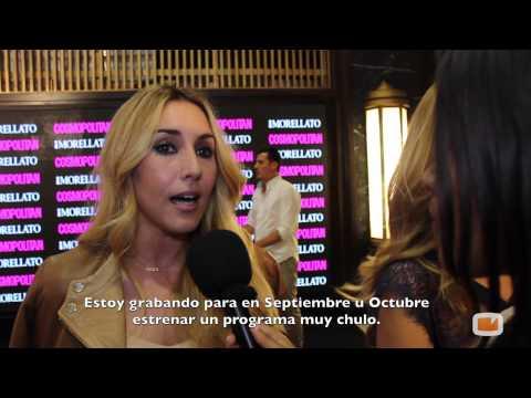 FormulaTV en los Cosmpolitan Beauty Awards