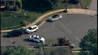 Police search for suspect in murder of Baltimore County cop