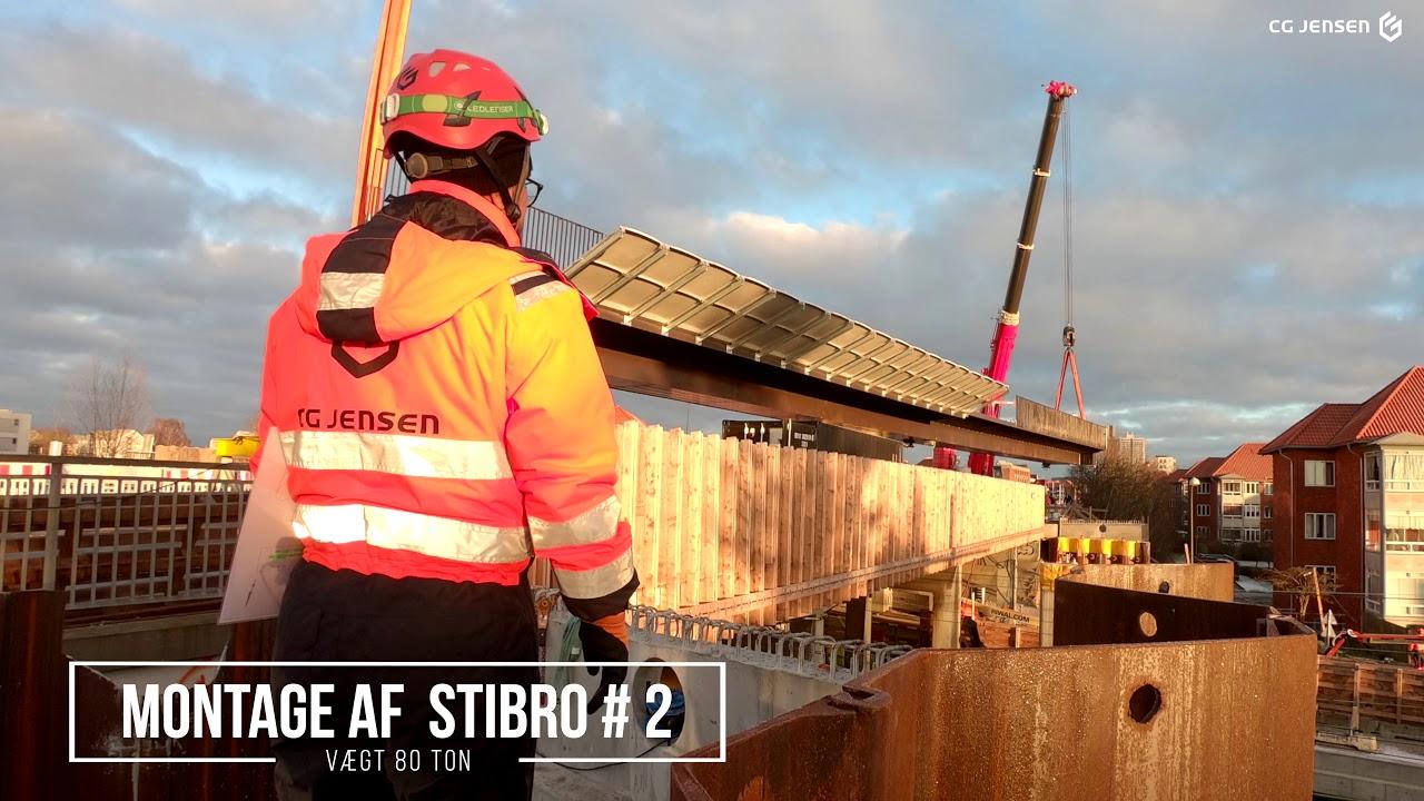 Hovedstadens Letbane  '80 tons i frit svæv'