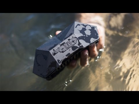 Outdoor Technology - Go-Anywhere Bluetooth Speaker